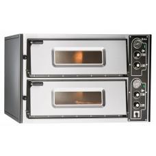 Печь для пиццы Абат ПЭП-4х2, 2 камеры