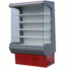 Горка Фортуна 1,0 холодильная +2...+10 гастрономическая