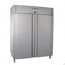 Шкаф Carboma V 1400 холодильный универсальный двери металл