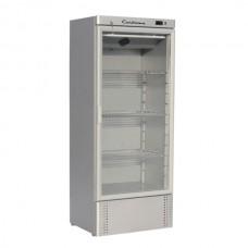 Шкаф Carboma R 700 С стекло холодильный