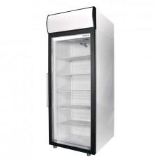Шкаф Полаир холодильный фармацевтический ШХФ-0,7 ДС дверь стекло с опциями