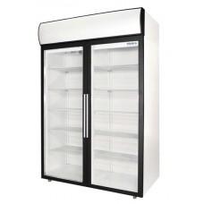 Шкаф Полаир холодильный фармацевтический ШХФ-1,4 ДС дверь стекло с опциями