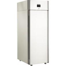 Шкаф Polair CB 107 Sm морозильный металлические двери