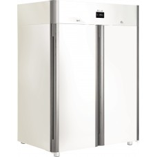 Шкаф Polair CM114-Sm холодильный 2 металлические двери