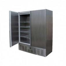Шкаф Рапсодия R 1400 LX нержавеющая сталь морозильный