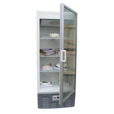 Шкаф Рапсодия R 700 LS стеклянная дверь морозильный
