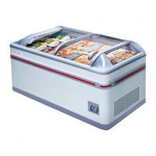 Ларь-бонета Лондон LM 185 торец морозильная