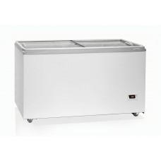 Ларь Бирюса 455 VDZY морозильный прямое стекло