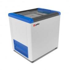 Ларь морозильный Gellar Фростор FG 200 С прямое стекло 2 корзины