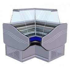 Витрина холодильная Ариэль ВС-3-УВ внутренний угол