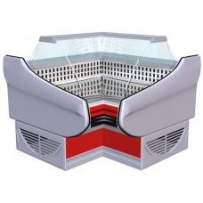 Витрина холодильная Титаниум ВС-5-УВ внутренний угол