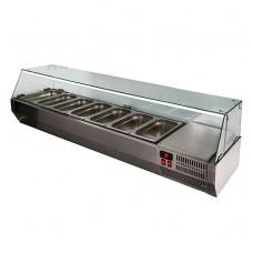 Витрина барная холодильная Carboma VT2v-G