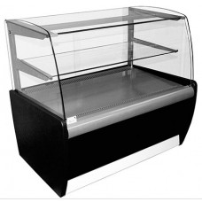 Витрина кондитерская Carboma Mini Техно ВХСв 0,9 д вентилируемая холодильная