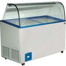 Витрина для мороженого Crystal Venus-36 vitrine (curved) гнутое