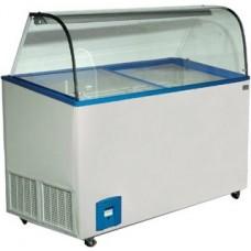 Витрина для мороженого Crystal Venus-46 vitrine (curved) гнутое