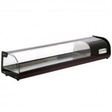 Витрина барная холодильная Carboma ВХСв-1,0 под 4 гастроёмкости