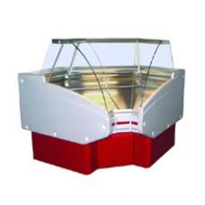 Витрина Двина-УВ-90-ВС угол внутренний охлаждаемый