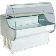Витрина Иней 4МПт холодильная крашенная