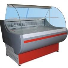Витрина Иней 6МПС 1500 универсальная холодильная