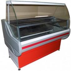 Витрина Иней 4МПН температурный режим -20 морозильная