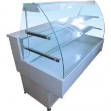 Витрина холодильная Иней RM кондитерская