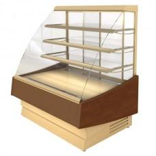 Витрина Cryspi Elegia-1240 кондитерская холодильная