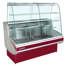 Витрина Cryspi Gamma-2 кондитерская К-1600 холодильная
