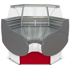 Витрина холодильная Таир 1210 УВ угол внутренний