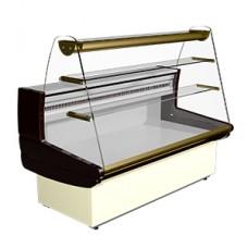 Витрина Полюс Эко ВХСд 1,5 кондитерская холодильная