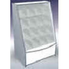 Алина прилавок-витрина кондитерская 90*66*140 кромка 16 ячеек
