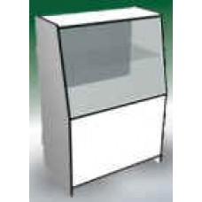 Прима прилавок-витрина 90*50*130