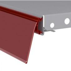 Нордика ценникодержатель красный 125*4 см HSAC