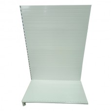 Лайт Нордика-50 стеллаж перфорированный 155*100 см, в связке