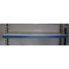 Ценникодержатель синий на липучке 100*4 см