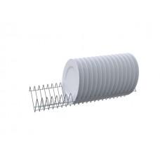 Комплект полки для тарелок шкафа ШЗДП-4- 950-02