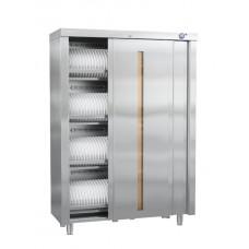 Шкаф закрытый для стерилизации столовой посуды ШЗДП-4- 950-02
