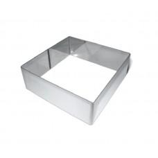 Форма для торта Квадрат 250*65