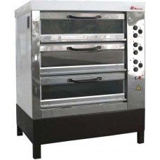 Печь хлебопекарная ХПЭ-750/3С со стеклянными дверками