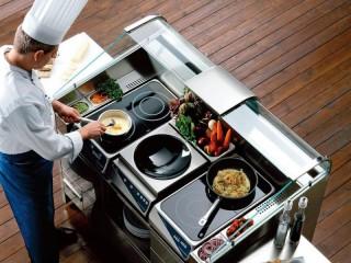 Индукционная плита – современное тепловое оборудование