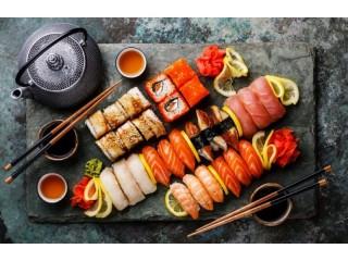 Открываем магазин суши