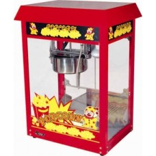Аппарат приготовления попкорн Starfood Et-Pop6A-R