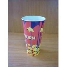Стакан бумажный для попкорна GM V-24