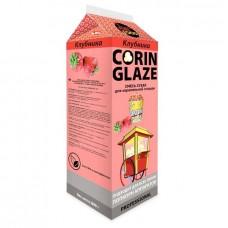 Добавка для попкорна Corin Glaze клубника