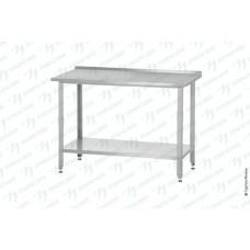Стол производственный СПРб 1200*600*860 Base, борт