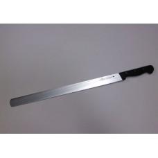 Нож для шаурмы без зубцов Master Luxstahl 388 мм