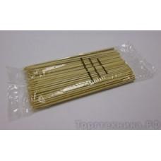 Шампурчики 15 см, d=2,5 мм, бамбук