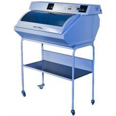 Камера бактерицидная для хранения стерильных мединструментов КБ-Я-ФП со столом