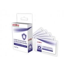 Салфетки антимикробные с хлоргексидином 130 х 180 мм