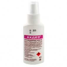 Антисептики для кожи АХДЕЗ спрей 90 мл