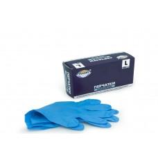 Перчатки нитриловые high risk, размер М, упаковка 50 штук